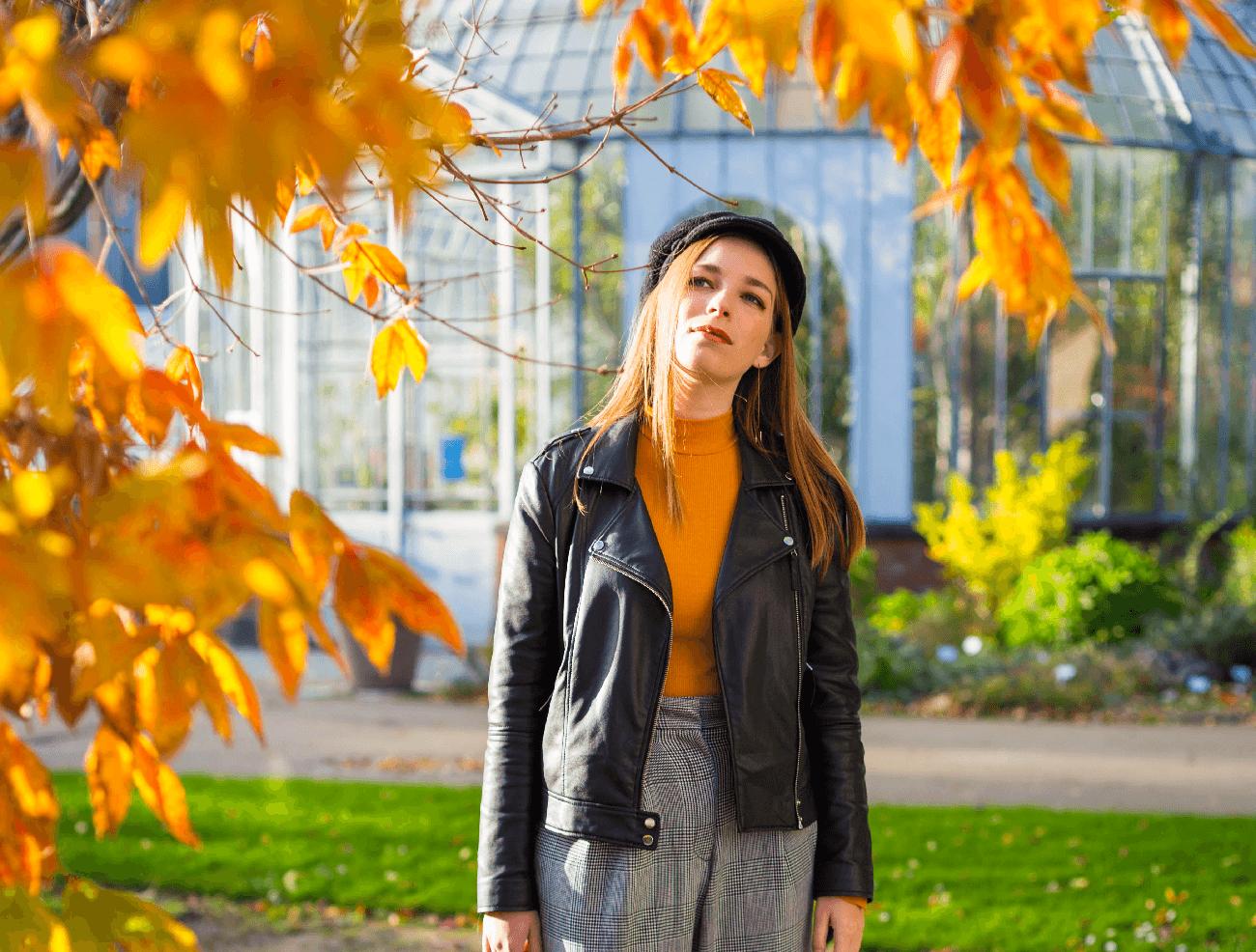 shoot automne