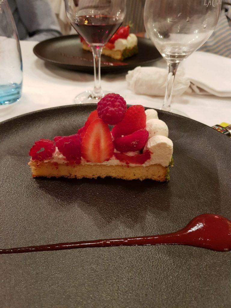 la cigale dessert
